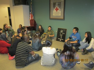 Philadelphia area students learn about IHL.