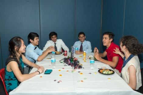 IHL Action Campaign teaches them life skills.
