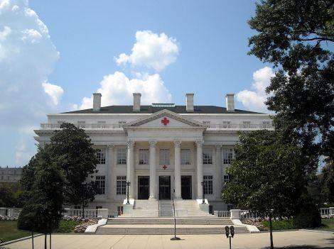 American Red Cross, National Headquarters, Washington DC
