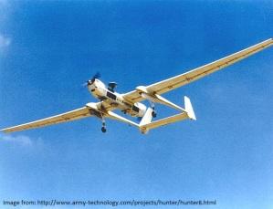 RQ-5A Hunter Drone