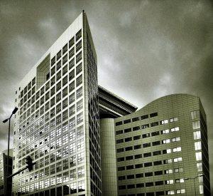 International Criminal Court (ICC), Den Haag. (Photo Credit: Josef F. Stuefer)