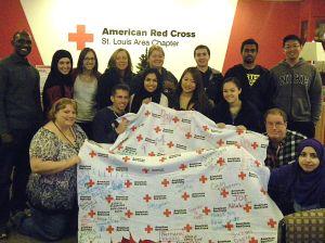 Raid Cross participants - St. Louis Region