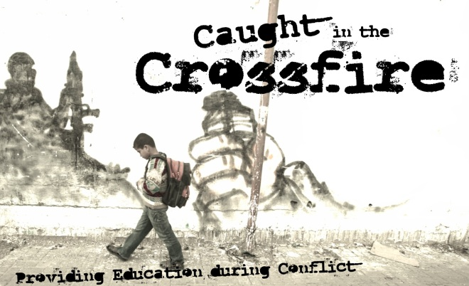 Caught in the Crossfire