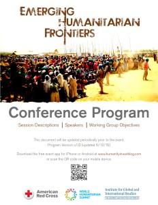 EHF_Conference Program_v1.0 Page 1
