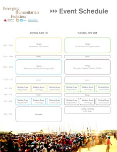 EHF_Event Schedule