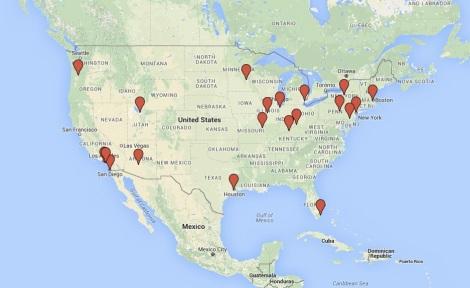 IHL AC Locations - Nov 2015