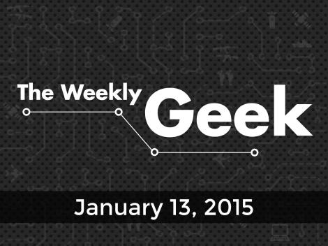 Weekly Geek Header Photo