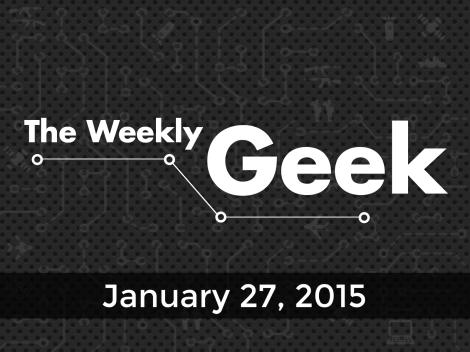 Weekly Geek Header Photo